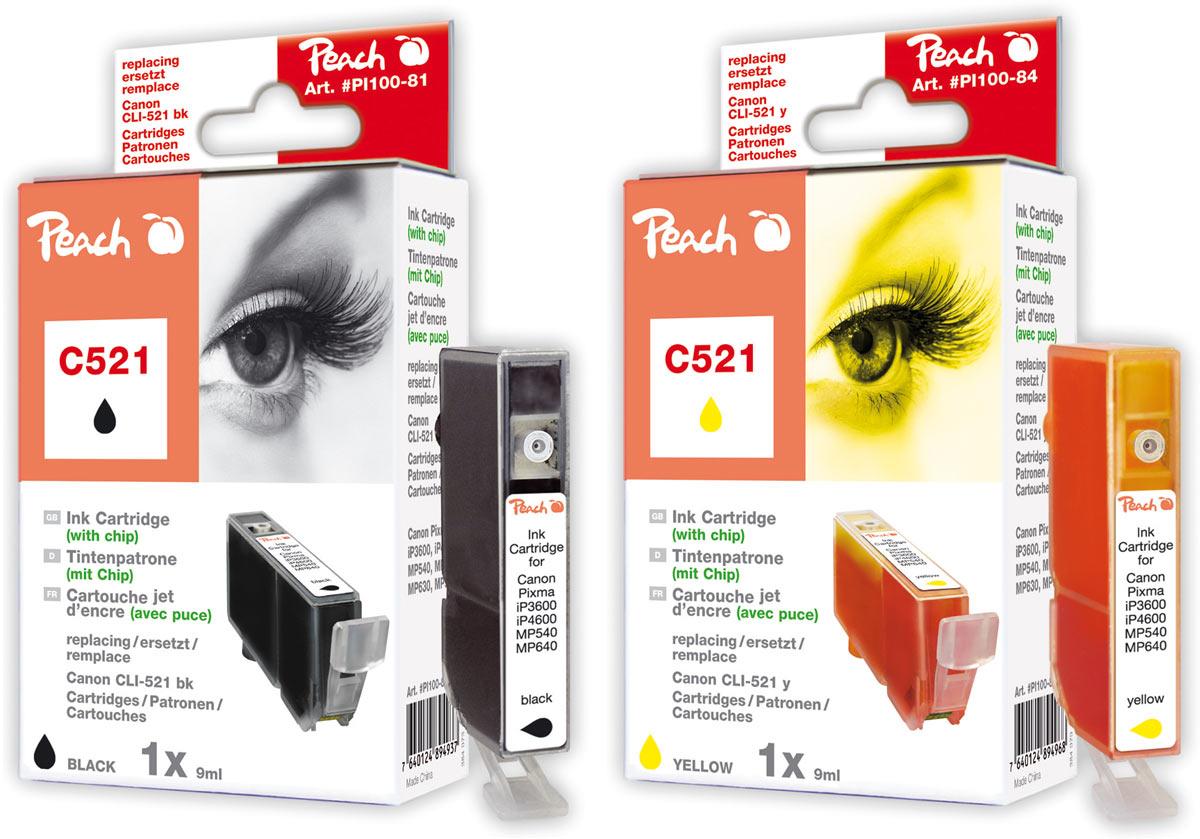 canon pixma mp 540 tintenpatronen peach tintenpatronen toner. Black Bedroom Furniture Sets. Home Design Ideas