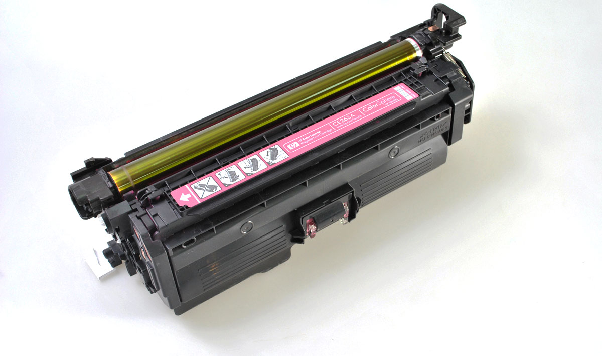 HP Laserjet Enterprise CM 4540 Toner