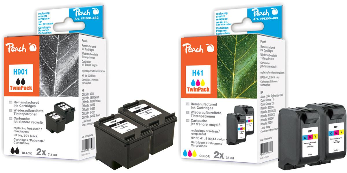 Kompatible Patronen für HP Drucker