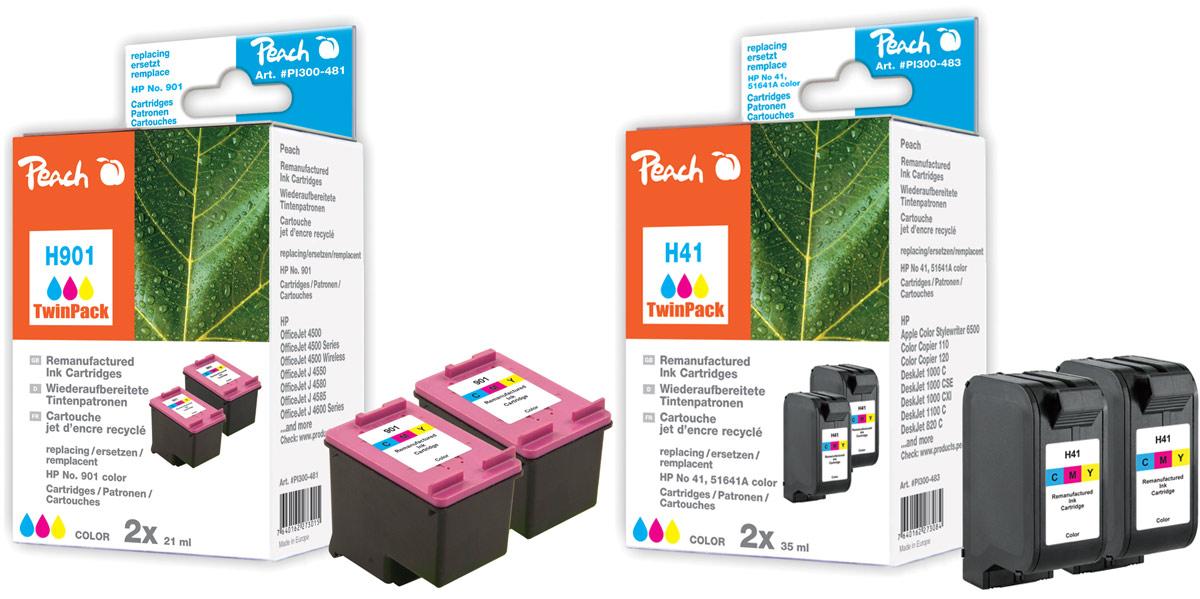 Kompatible Tintenpatronen HP