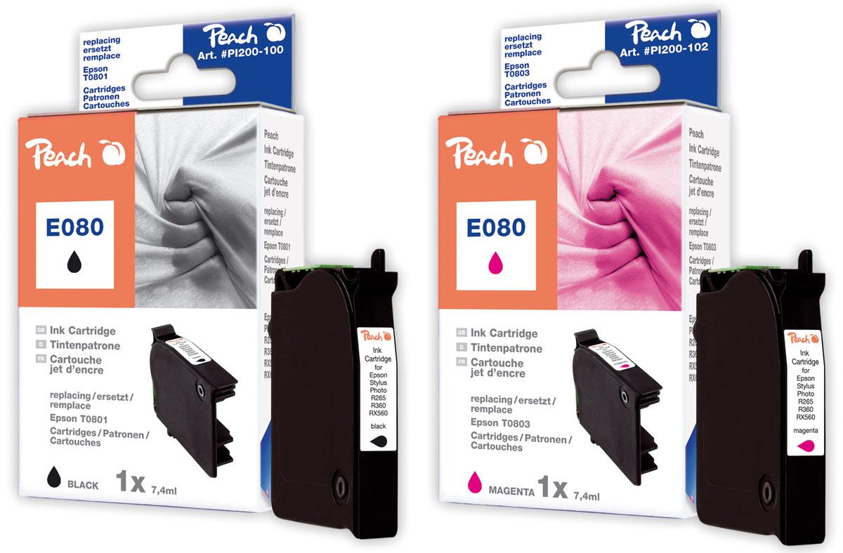Epson Stylus Photo PX 710 Tintenpatronen