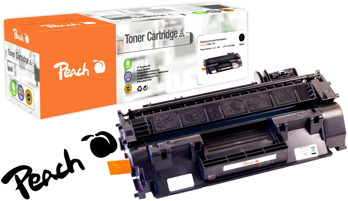 Canon iSensys MF 6140 DN Toner