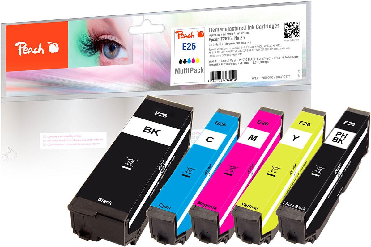 Druckertinte für Epson Drucker