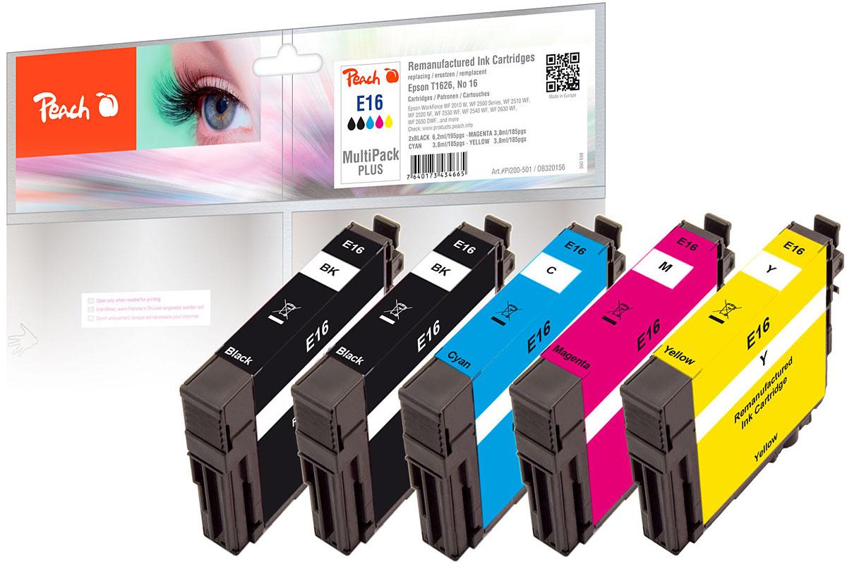 Tintenpatronen für Epson Drucker