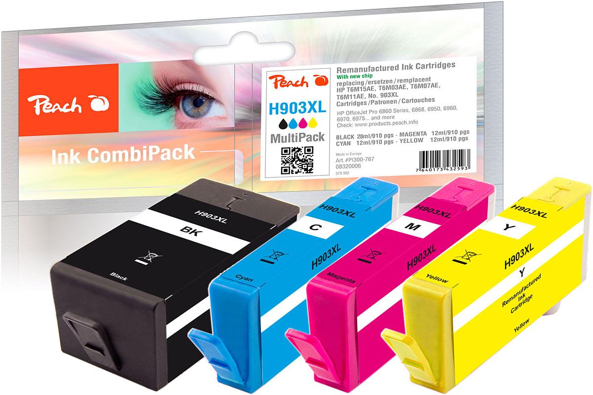 Tintenpatronen für HP Drucker