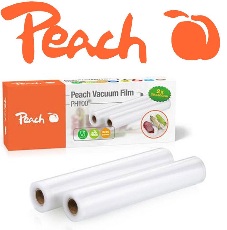 Peach Vakuumierfolien