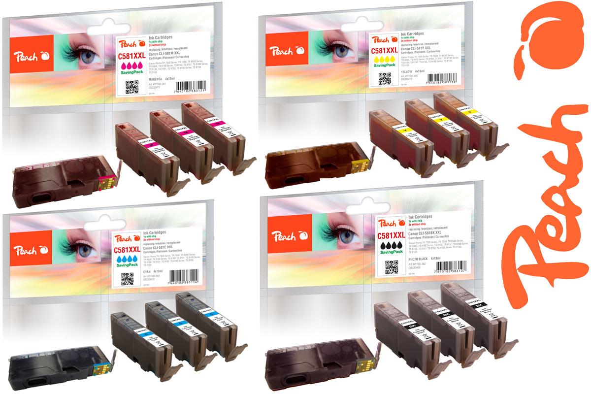 Canon Pixma TS 8152 Tintenpatronen