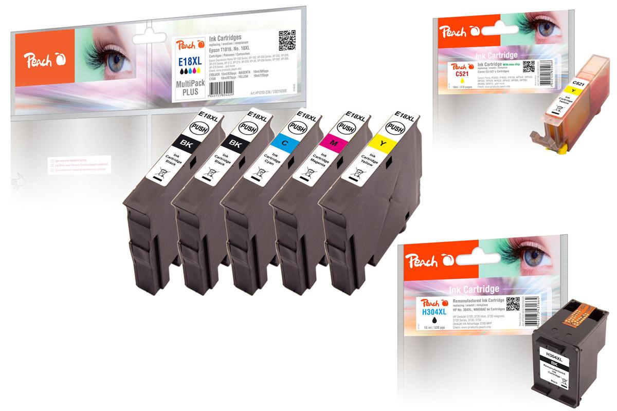 Epson Expression Premium XP-6500 Tintenpatronen
