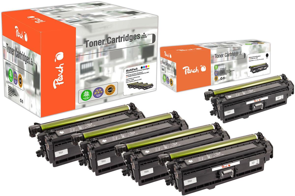 HP 508X Toner Multipack