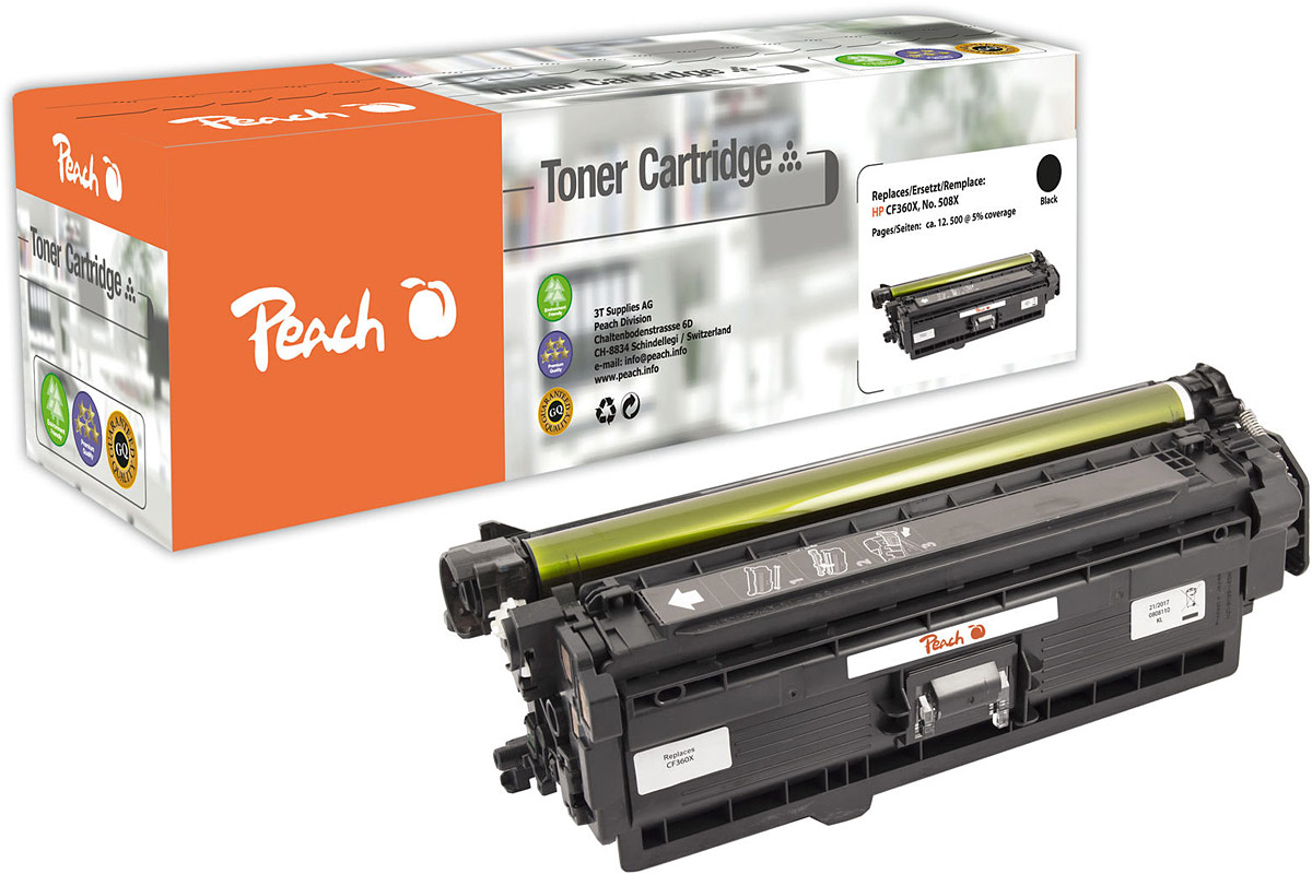 HP Color Laserjet Enterprise Flow MFP M 577c Toner