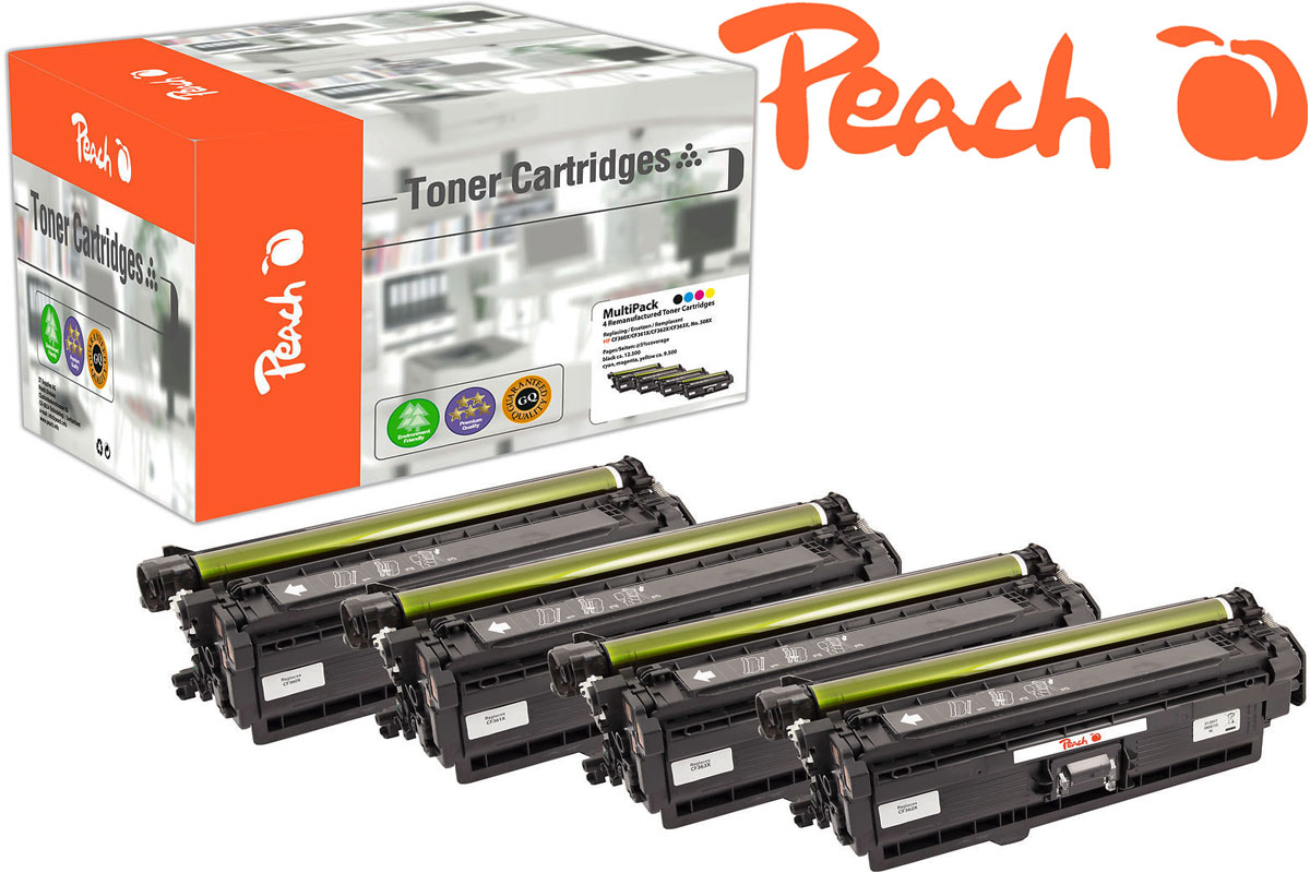 HP Color Laserjet Enterprise m 553 dn Toner