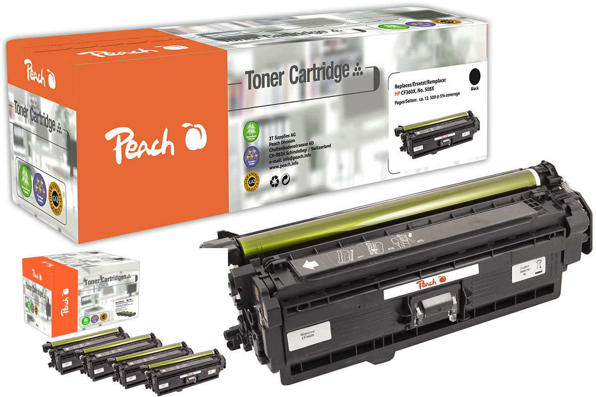 HP Color Laserjet Enterprise MFP m 577 dn Toner