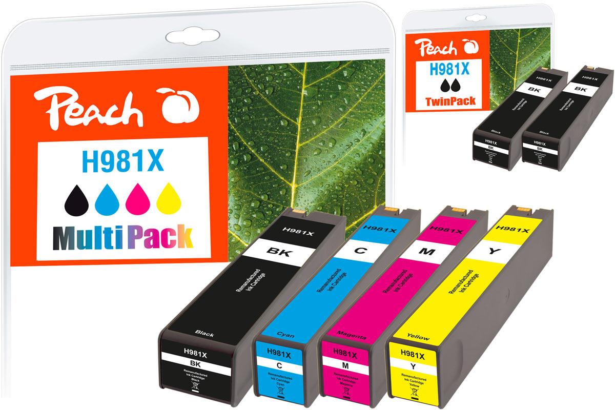 HP 981X Tintenpatronen Multipack