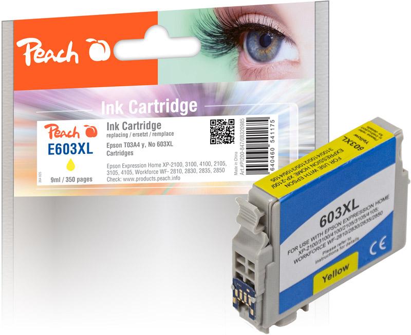 Epson 603XL Druckerpatronen