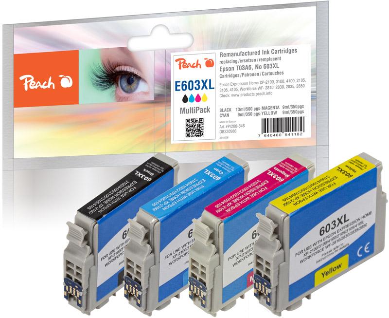 Epson 603XL Tintenpatronen