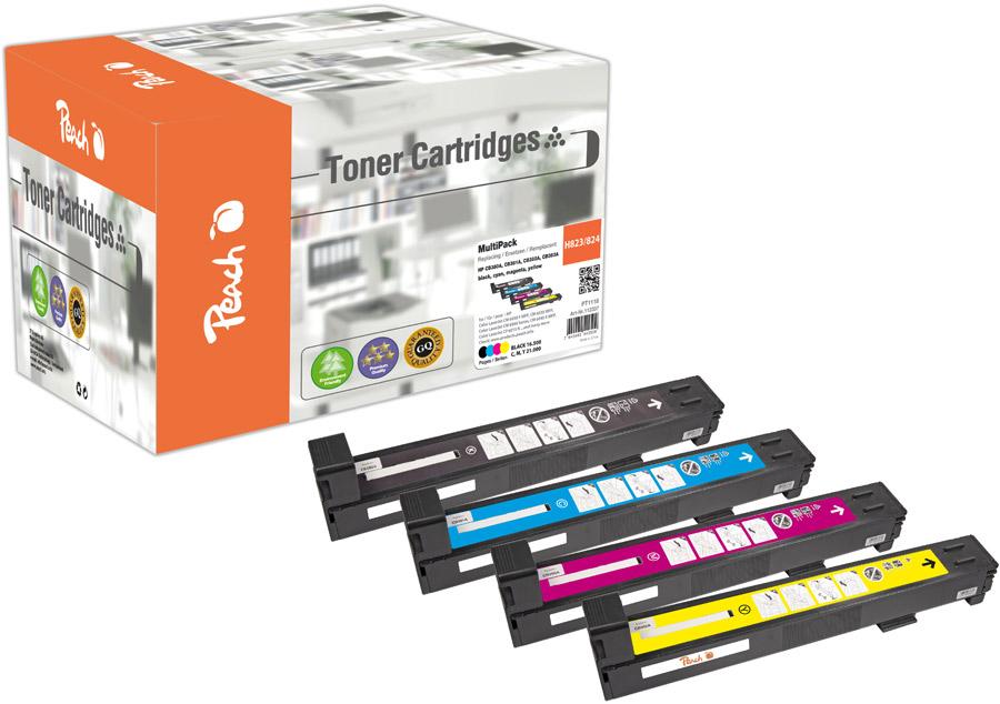 HP 824A Toner Multipack